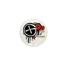 Geocaching Vector Design Mini Button (10 pack)