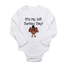 1st Turkey Day Body Suit