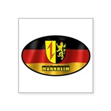 Mannheim coat of arm Sticker
