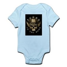 Texas to the bone Infant Bodysuit