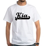 Black jersey: Kia Shirt