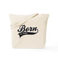Born in 2008 - Birthday Tote Bag