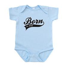 Born in 2013 - Birthday Infant Bodysuit