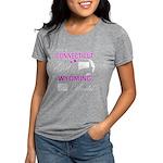Puck Podcast Logo Women's Cap Sleeve T-Shirt