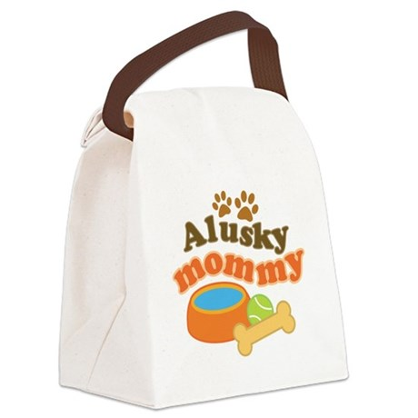 Alusky Mommy Canvas Lunch Bag