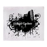 Urban Cacher Throw Blanket
