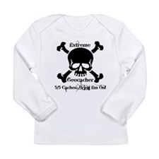 5/5 caches...bring em on! Long Sleeve Infant T-Shi