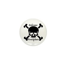 Extreme Geocacher Mini Button (10 pack)