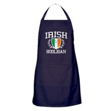 IRISH Hooligan Apron (dark)