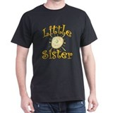 Little Sister Sunshine Smile T-Shirt