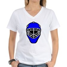 Blue Goalie Mask Shirt