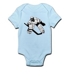 Ice Hockey Goalie Onesie