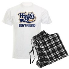 Worlds Best Boyfriend Pajamas