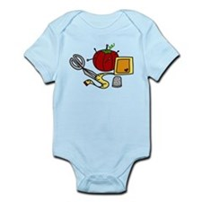 Sewing Supplies Infant Bodysuit