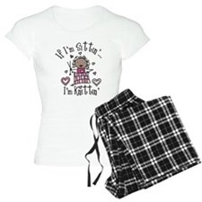 I'm Knittin' pajamas
