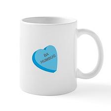 Ba Humbug Candy Heart Mug