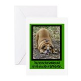 Unique Wrinkles Greeting Cards (Pk of 10)