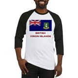 The British Virgin Islands Flag Merchandise Baseba