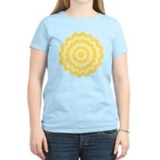 Yellow Flower. T-Shirt