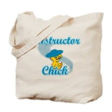 Instructor Chick #3 Tote Bag