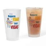 Unique Nevada Drinking Glass