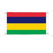 Flag of Mauritius Banner