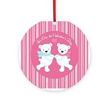 1st Valentine's Day Polar Bear Couple
