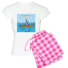 Seasick Anyone? Women's Light Pajamas