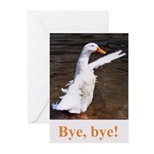 Bye,Bye! Greeting Cards (Pk of 10)
