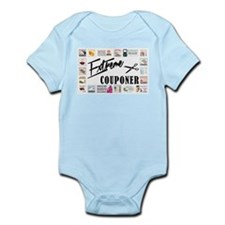 EXTREME COUPONER Infant Bodysuit