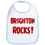 Brighton Rocks Bib