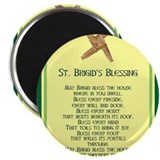 "Cute St. brigid 2.25"" Magnet (10 pack)"