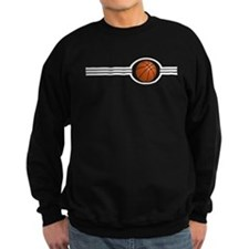 Basketball Stripes Sweatshirt