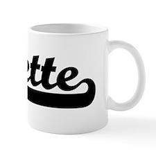 Black jersey: Lizette Mug