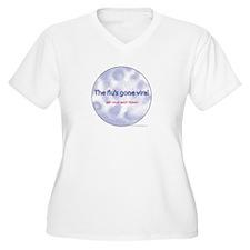 The Flu's Gone Viral T-Shirt