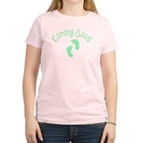 Coming Soon Lime Green for Dark T-Shirt T-Shirt T-