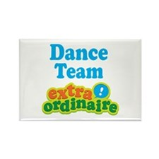 Dance Team Extraordinaire Rectangle Magnet (10 pac