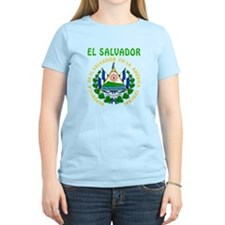 El Salvador Coat of arms T-Shirt