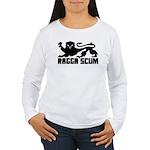 Ragga Scum Women's Long Sleeve T-Shirt