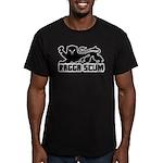 Ragga Scum Men's Fitted T-Shirt (dark)