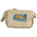 Got Entlebucher? Woof Cloud Beach Tote
