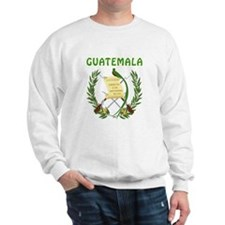 Guatemala Coat of arms Sweatshirt
