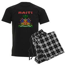 Haiti Coat of arms Pajamas