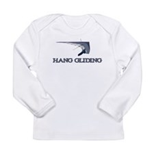 Hang Gliding Long Sleeve Infant T-Shirt