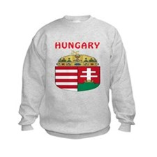Hungary Coat of arms Sweatshirt