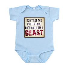 Dont be fooled Infant Bodysuit