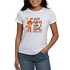 Fights Like a Girl 42.9 MS Tee