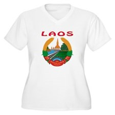 Laos Coat of arms T-Shirt
