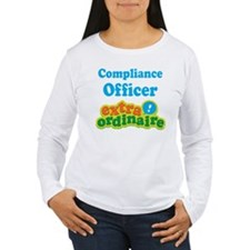 Compliance Officer Extraordinaire T-Shirt
