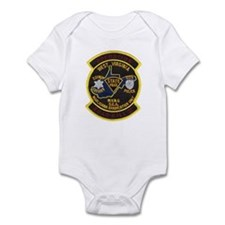 West Virginia Narcs Infant Bodysuit